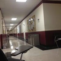 10/12/2012에 Hannah F.님이 BellSouth Building, College of Charleston에서 찍은 사진