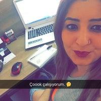 Photo taken at Ajans Yitik by Gülsah Z. on 5/23/2016