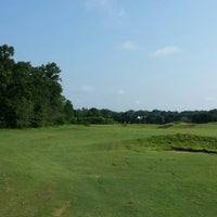 Photo taken at Charlotte Golf Links by Jason R. on 7/19/2013