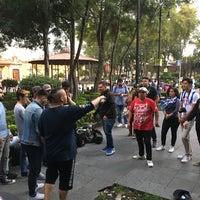 Foto tomada en Coyoacán por omar g. el 10/6/2018