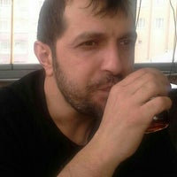 Photo taken at Sahra Cafe by Ferhat Y. on 2/11/2014