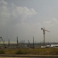 Photo taken at Kawasan Industri Kota Bukit Indah by Mulyono H. on 8/21/2014