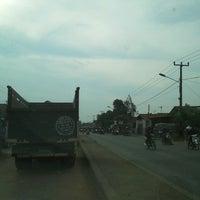 Photo taken at Klari, Karawang by Mulyono H. on 6/24/2014