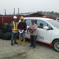 Photo taken at Kawasan Industri Kiic by Mulyono H. on 3/28/2014