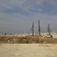 Photo taken at Kawasan Industri Kota Bukit Indah by Mulyono H. on 11/17/2014