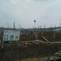 Photo taken at Kawasan Industri Kiic by Mulyono H. on 3/20/2014