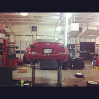 Photo taken at Fred Haas Toyota World by Chan L. on 12/7/2012