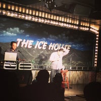 Photo taken at The Ice House by Sal E. on 5/1/2013