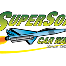 Photo taken at Supersonic Car Wash by Supersonic Car Wash on 8/27/2014