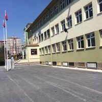 Photo taken at Bilge Kağan İlköğretim Okulu by Anıl G. on 4/16/2017