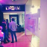 Photo taken at Dance Factory Studios by Andrej K. on 5/3/2014