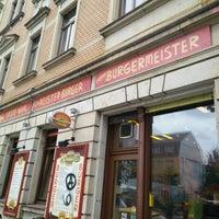 Das Foto wurde bei Burgermeister von Jeroen B. am 8/29/2014 aufgenommen