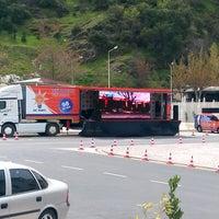 Photo taken at Turgut Devecioğlu Seçim Bürosu by Mutlu Can A. on 3/28/2014