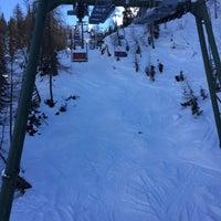 Photo taken at Monte Spinale by Maciek P. on 2/1/2015