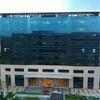 Photo taken at Grand Hyatt by Vandhna B. on 6/19/2013