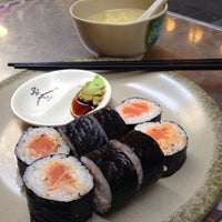 Photo taken at Sushi Monger by Suzanne O. on 3/14/2015
