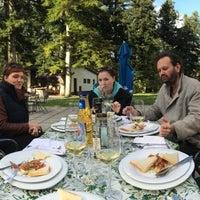 Photo taken at Hotel Rakov Skocjan by Николай К. on 4/15/2014