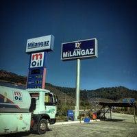 Photo taken at M Oil Benzin Īstasyonu by 103372 -. on 2/14/2017