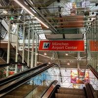 Photo taken at S Flughafen München by 103372 -. on 2/22/2018