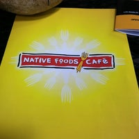 Photo taken at Native Foods by Mei-ling A. on 3/13/2013