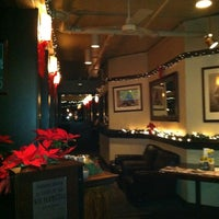 Photo taken at BluWater Bistro Leschi by Mei-ling A. on 12/29/2012