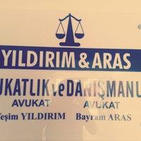 Photo taken at Yıldırım & Aras Hukuk Bürosu by Serhat K. on 9/10/2014
