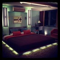 Снимок сделан в Премьер Отель Русь пользователем ILIA F. 12/7/2012