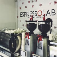 Photo taken at Espresso Lab Microroasters by Noel T. on 12/11/2017