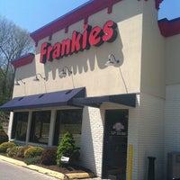 Photo taken at Frankies by Matt W. on 5/11/2014