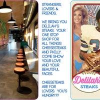 Photo taken at Delilah's Steaks by Delilah's Steaks on 2/10/2014