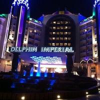10/7/2012 tarihinde Christian I.ziyaretçi tarafından Delphin Imperial Luxury'de çekilen fotoğraf