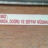 Photo taken at Destek Merkezi by Ozgur B. on 2/26/2014