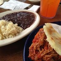 Photo taken at Zaguán Latin Bakery & Cafe by Matt S. on 6/8/2013