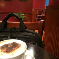 Photo taken at Caffè Nero by Paul K. on 6/5/2014