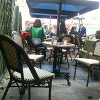 Photo taken at Caffè Nero by Paul K. on 6/23/2013