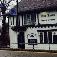 Photo taken at The Lamb Inn by Arturo M. on 4/7/2014