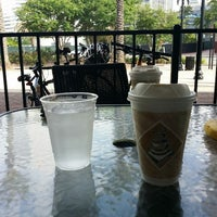 Photo taken at Village Bread Cafe by The S. on 4/27/2014