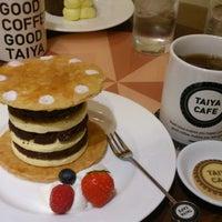 Photo taken at TAIYA CAFE by sanawarasana on 7/20/2013