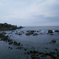 Photo taken at 種差海岸階上岳県立自然公園 by precious memories on 4/18/2015