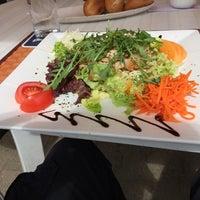 Photo taken at Hotel Restaurent Oberhausen by Andy on 4/21/2014