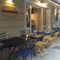 Photo taken at Fuorirotta by Fuorirotta on 2/11/2014