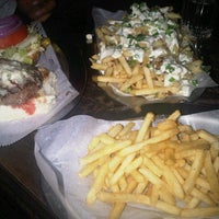 Photo taken at Black Iron Burger by Hyeongjin C. on 9/29/2012