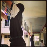 Photo taken at Sekolah Rendah Kebangsaan Minden Height by Jaim D. on 8/23/2013