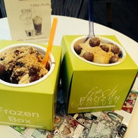Photo taken at Frozen Box by Anastasia S. on 7/24/2014