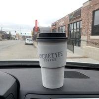 Foto scattata a Archetype Coffee da Todd M. il 4/6/2016