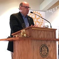 Foto scattata a The Rotary Club of Omaha Meetings da Todd M. il 3/16/2016