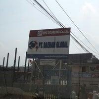 Photo taken at Cibinong by Bima S. on 6/9/2014