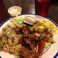 Photo taken at The Loft Hawaiian Restaurant by kenji o. on 4/27/2014