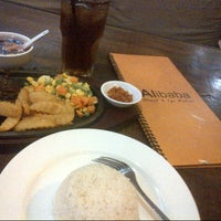 Photo taken at Alibaba Steak by theresia y. on 7/23/2013