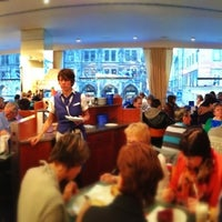 Photo taken at Café Rischart by Marina G. on 2/28/2013